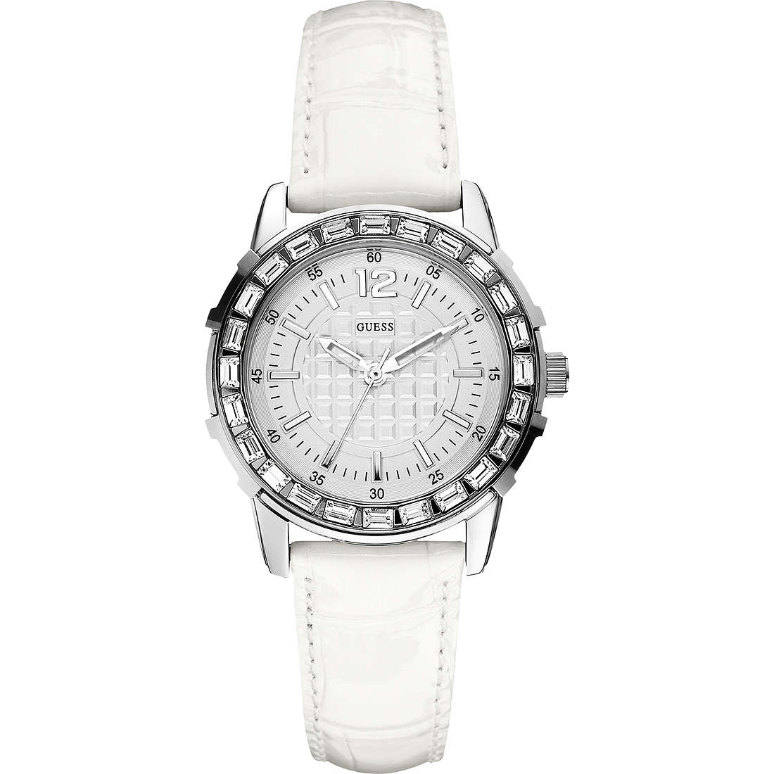 watch only time woman Guess W0019L1