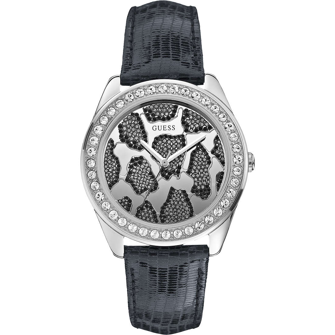 watch only time woman Guess W0056L1