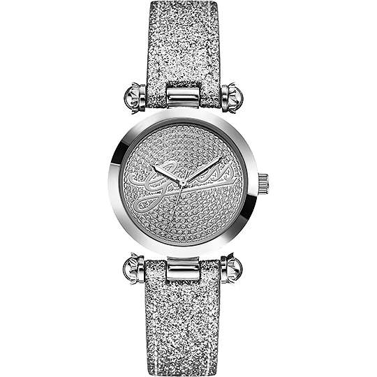 watch only time woman Guess W0057L1