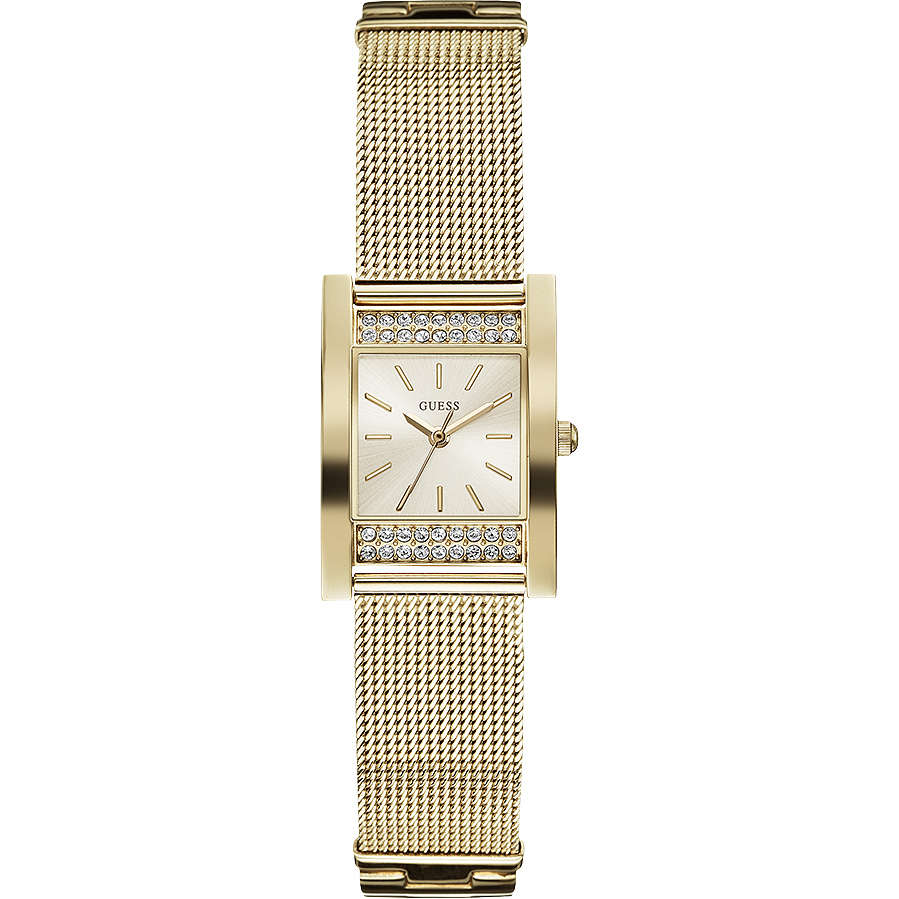 watch only time woman Guess W0127L2