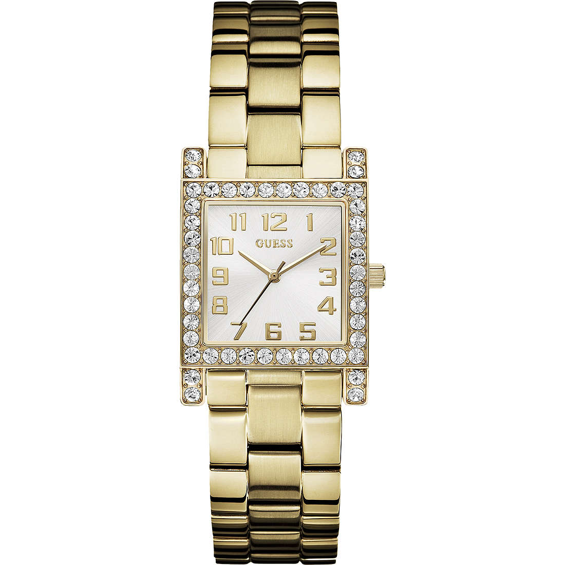 watch only time woman Guess W0128L2