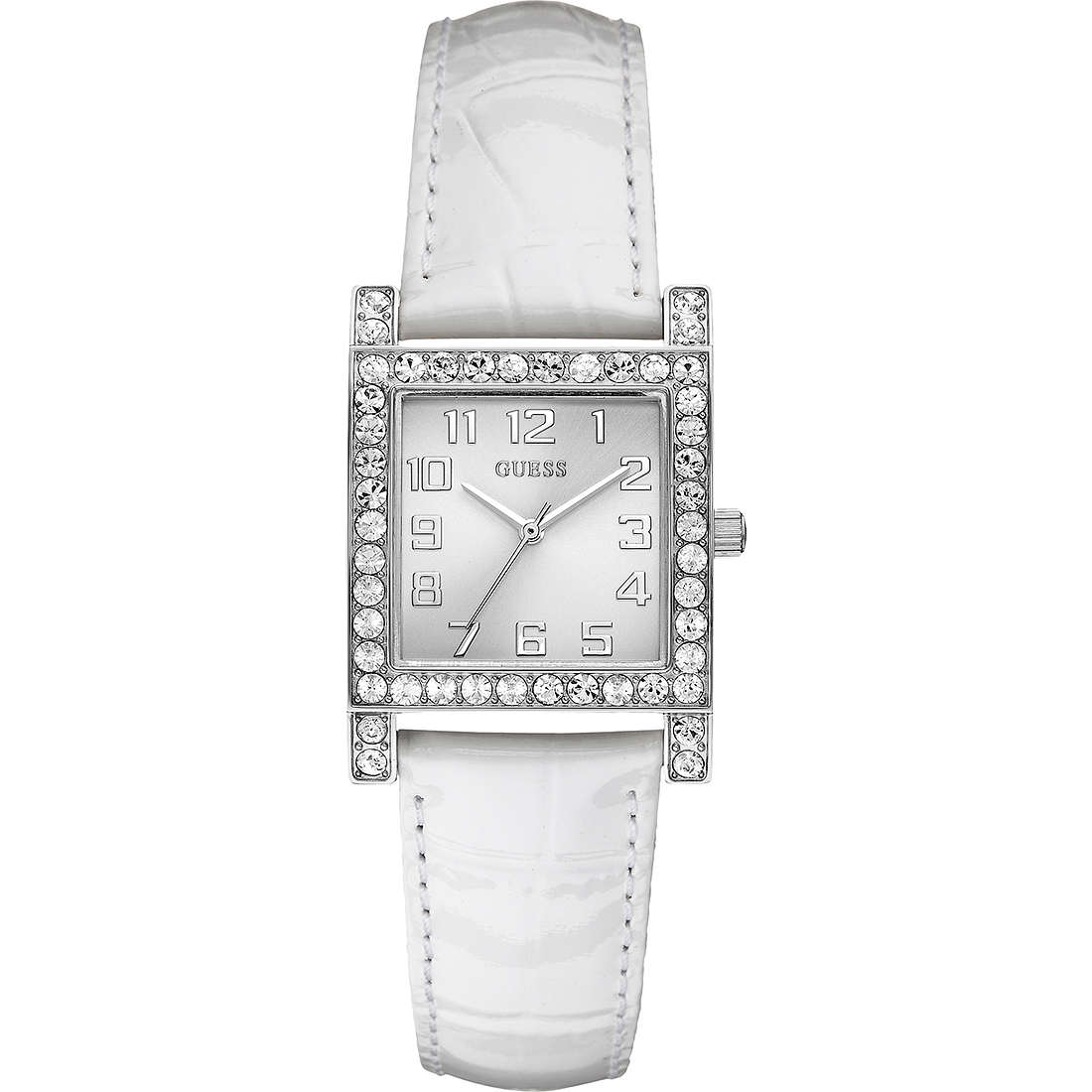 watch only time woman Guess W0129L1