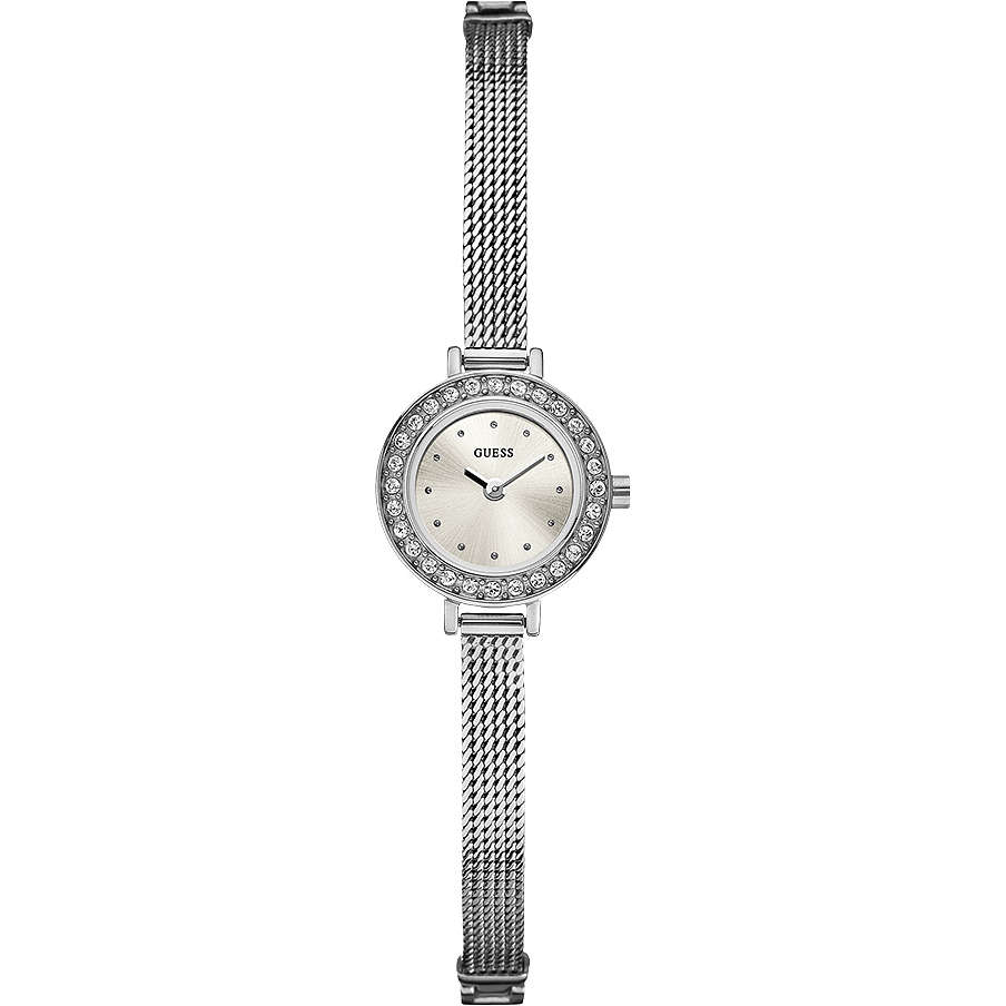 watch only time woman Guess W0133L1