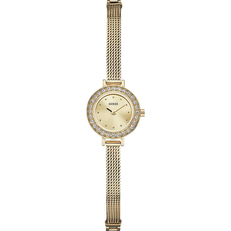 watch only time woman Guess W0133L2