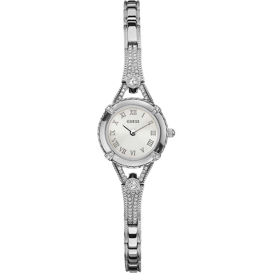 watch only time woman Guess W0135L1