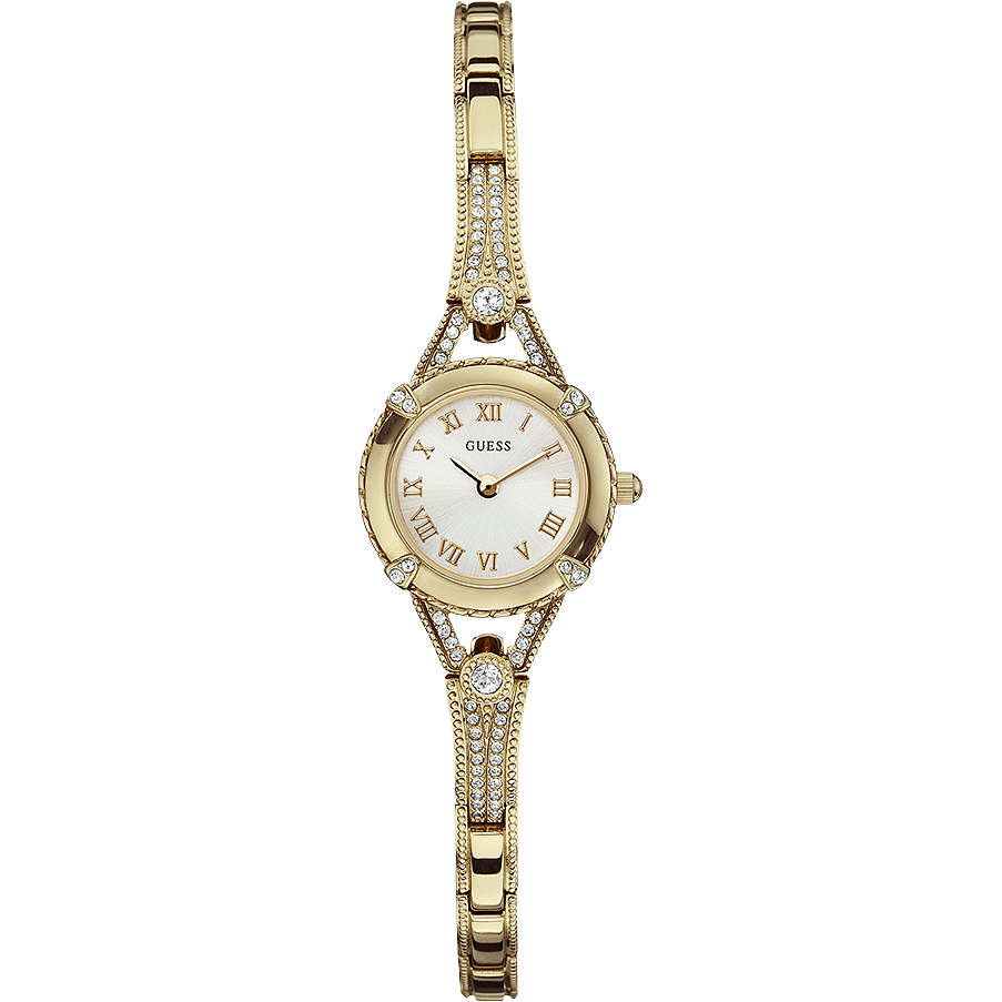watch only time woman Guess W0135L2