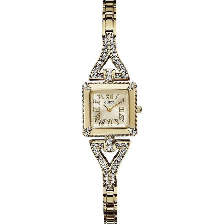 watch only time woman Guess W0137L2