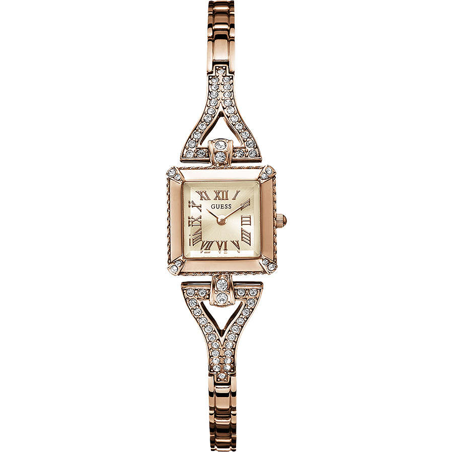 watch only time woman Guess W0137L3