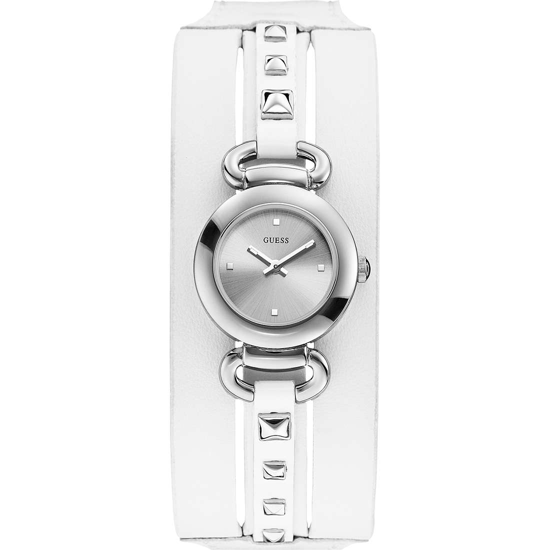 watch only time woman Guess W0160L1