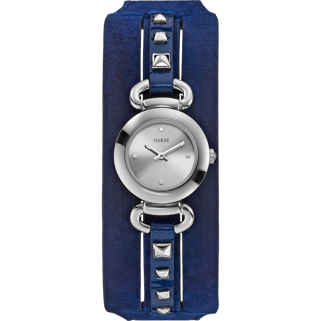 watch only time woman Guess W0160L3