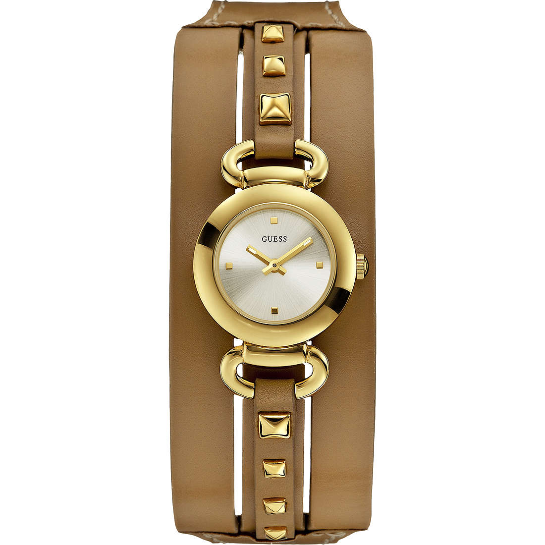 watch only time woman Guess W0160L4