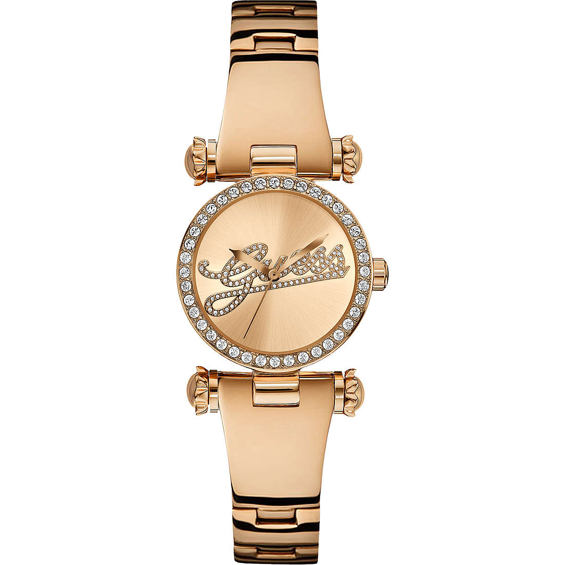 watch only time woman Guess W0287L3