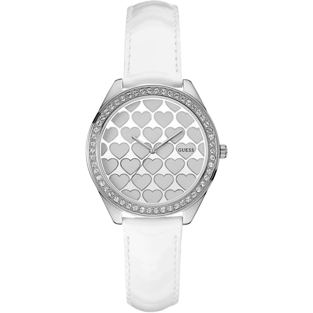watch only time woman Guess W0543L3