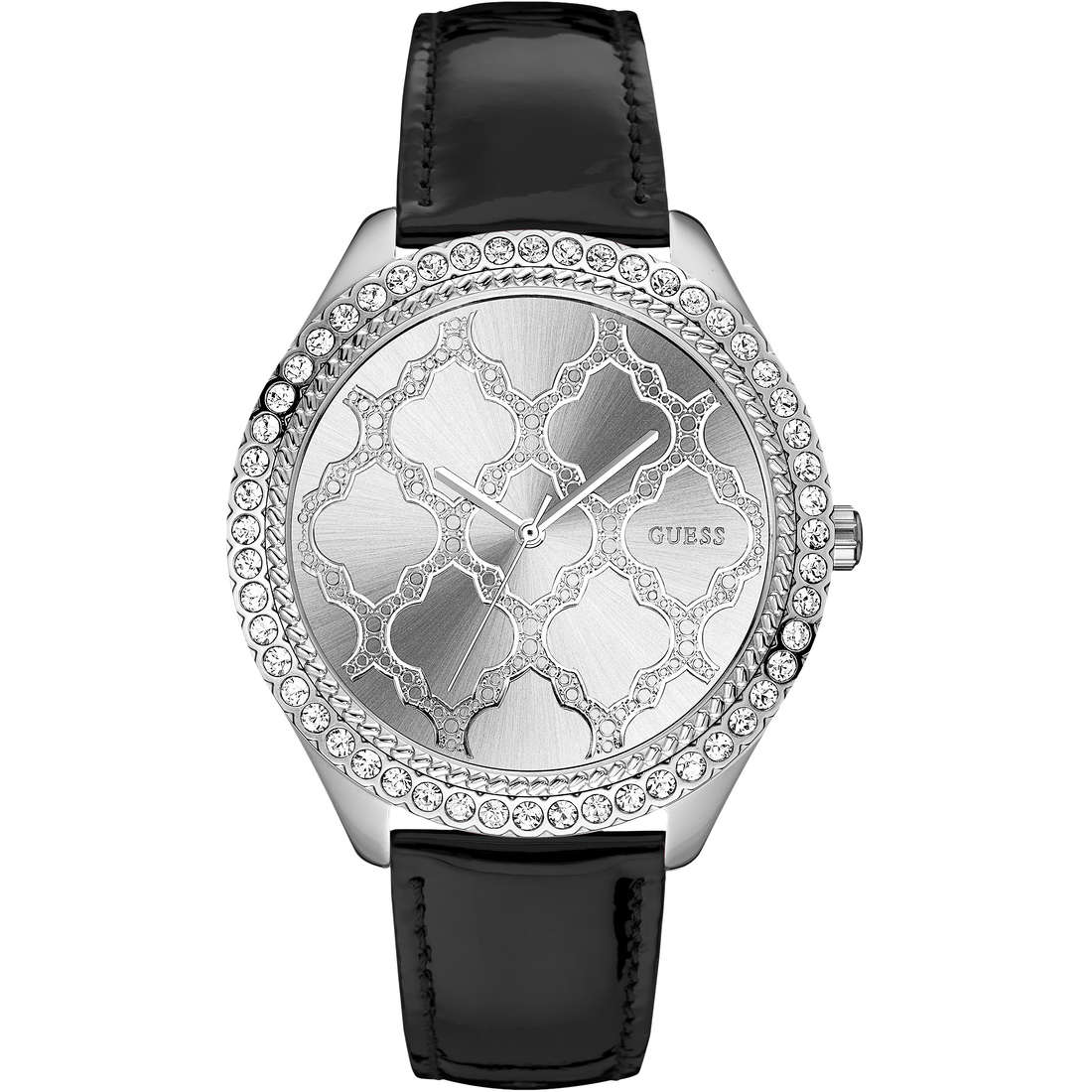 watch only time woman Guess W0579L7
