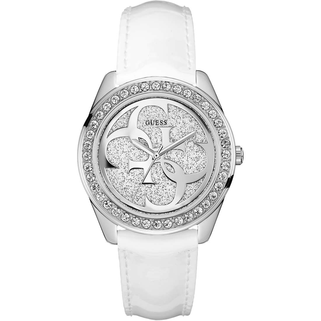 watch only time woman Guess W0627L4