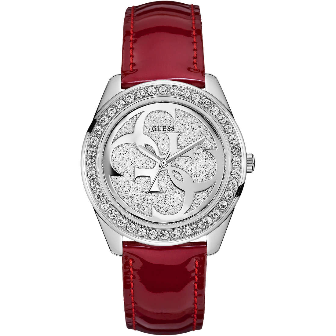 watch only time woman Guess W0627L5