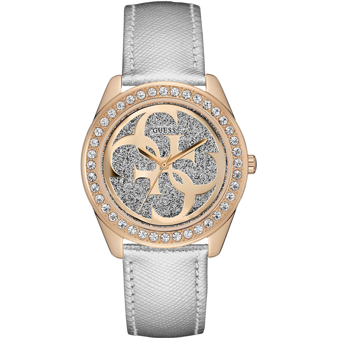 watch only time woman Guess W0627L9