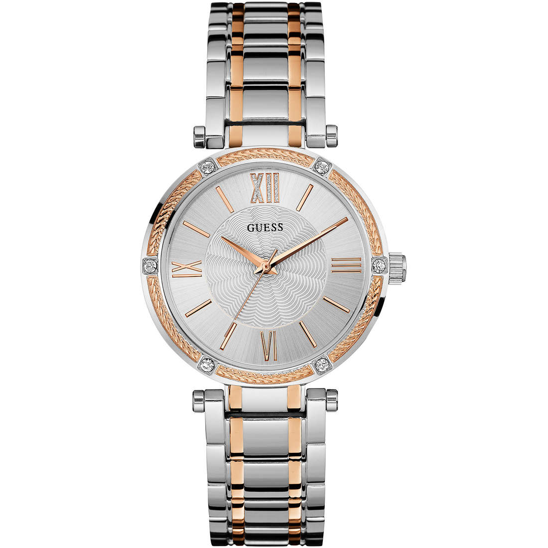 watch only time woman Guess W0636L1