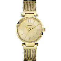 watch only time woman Guess W0638L2