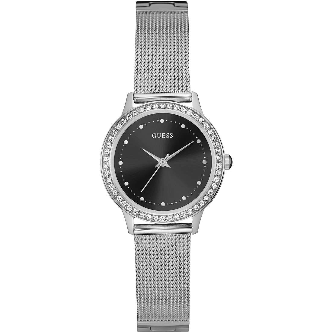 watch only time woman Guess W0647L5