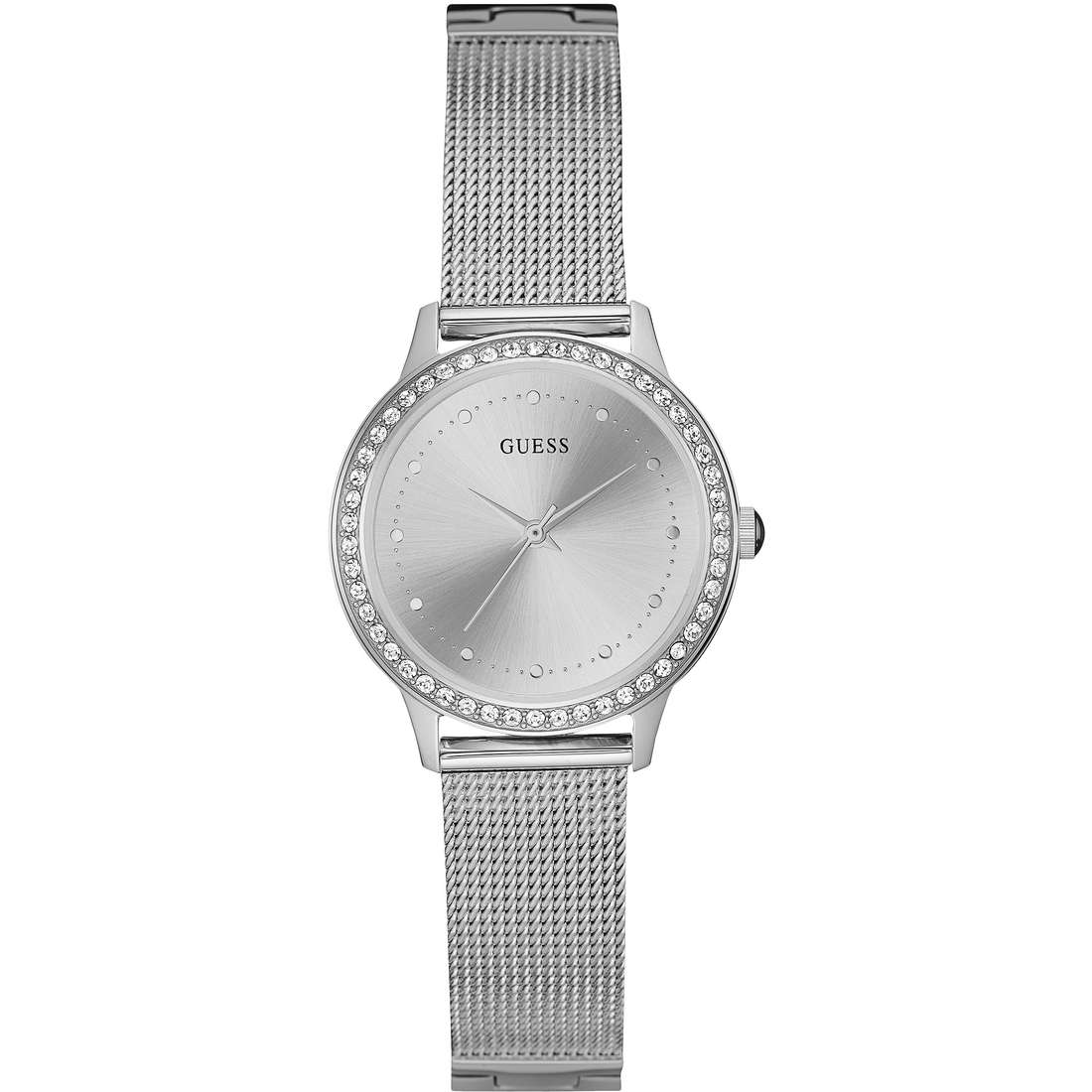 watch only time woman Guess W0647L6