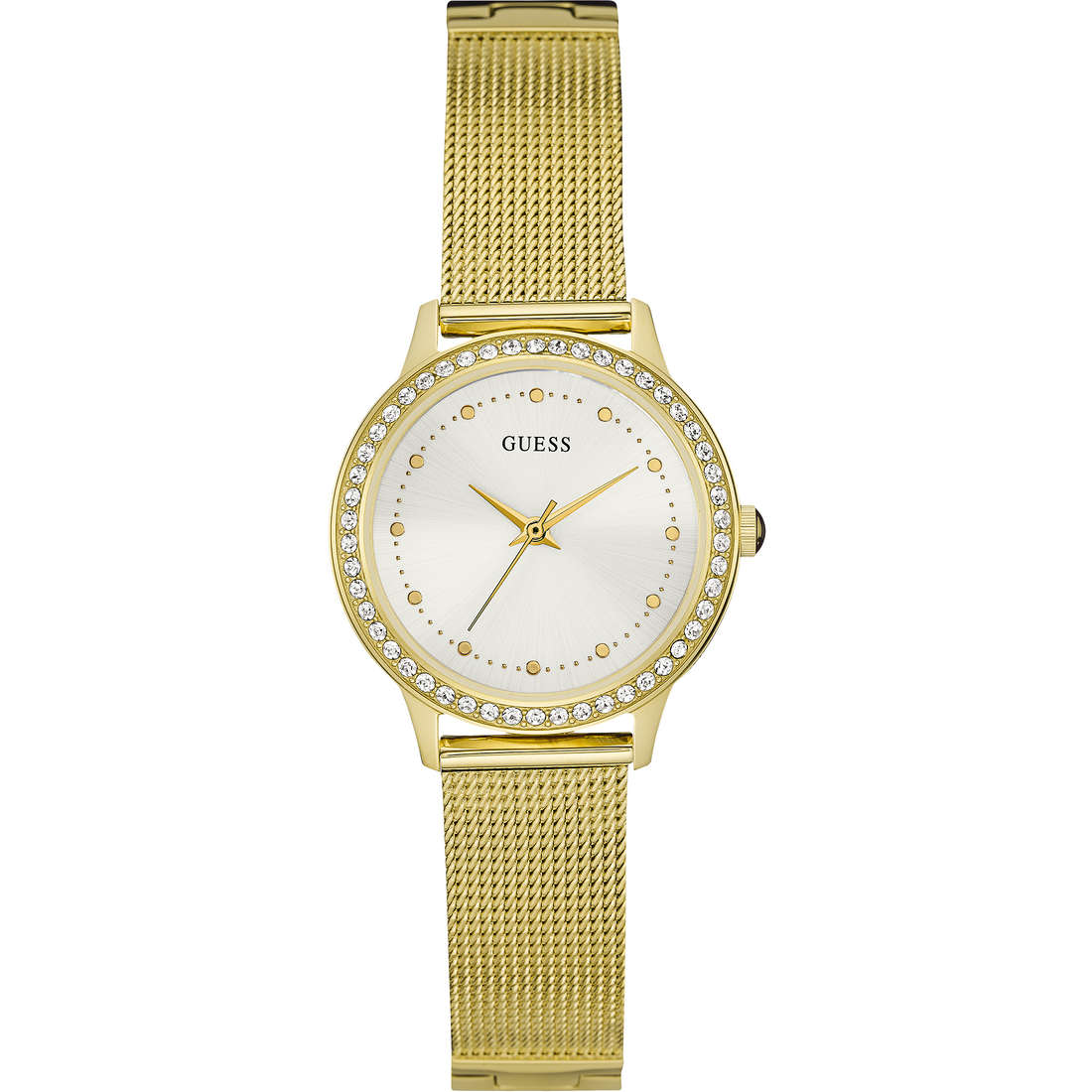watch only time woman Guess W0647L7