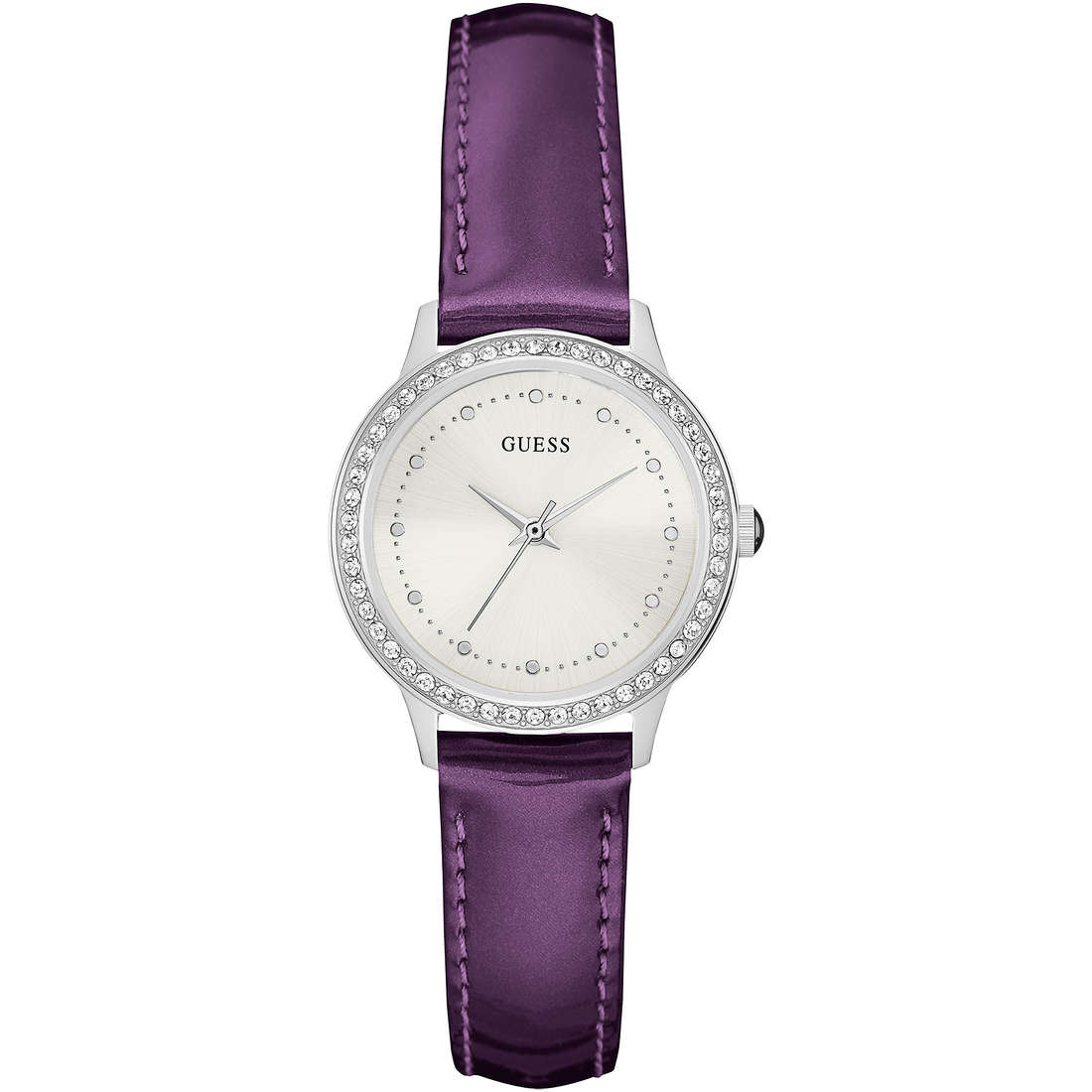 watch only time woman Guess W0648L10