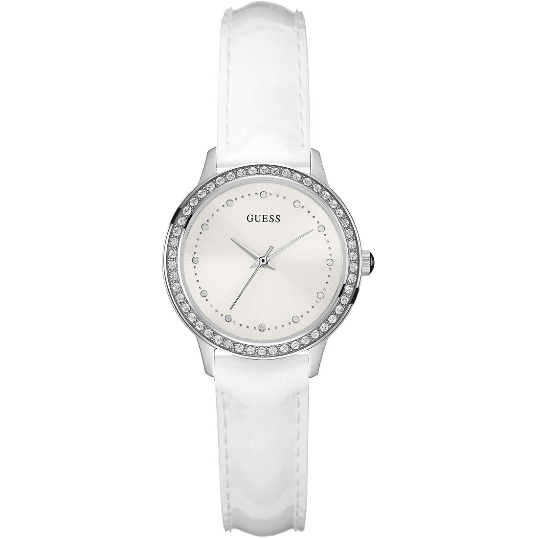 watch only time woman Guess W0648L5