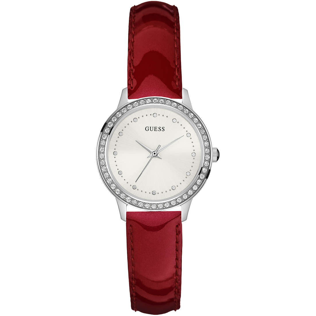 watch only time woman Guess W0648L6