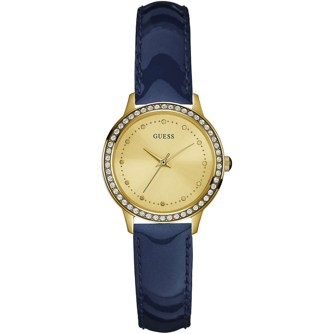 watch only time woman Guess W0648L9