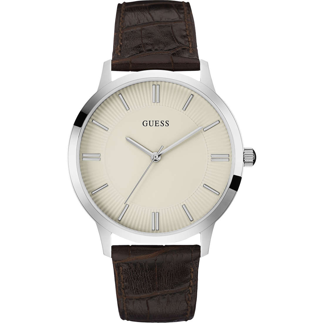 watch only time woman Guess W0664G2