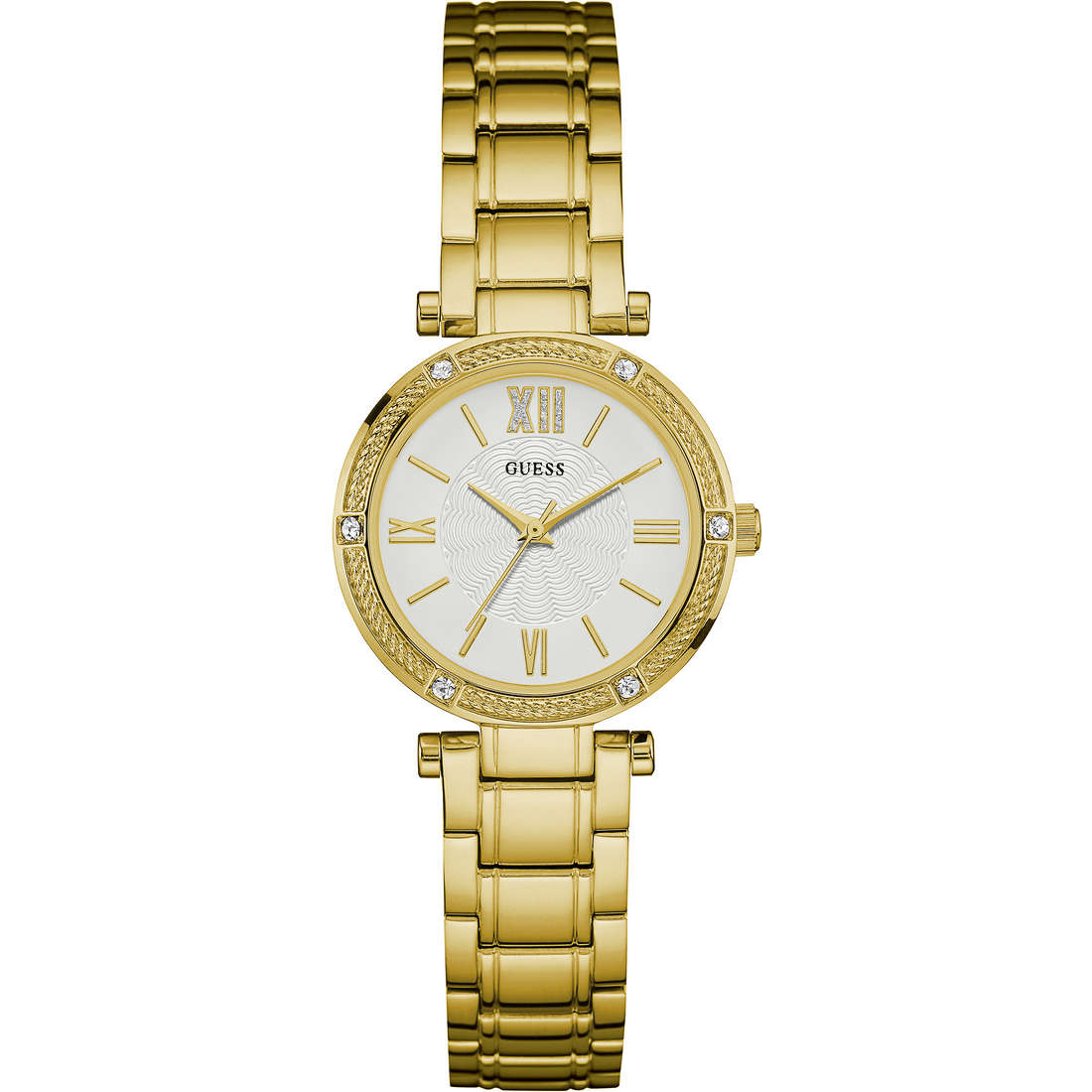 watch only time woman Guess W0767L2