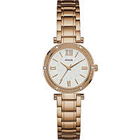 watch only time woman Guess W0767L3