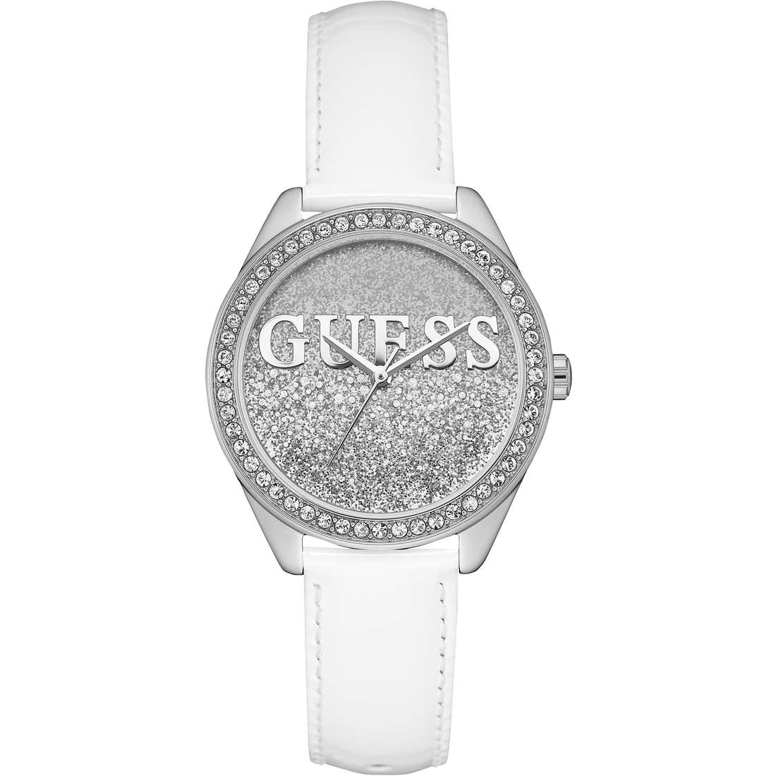 watch only time woman Guess W0823L1