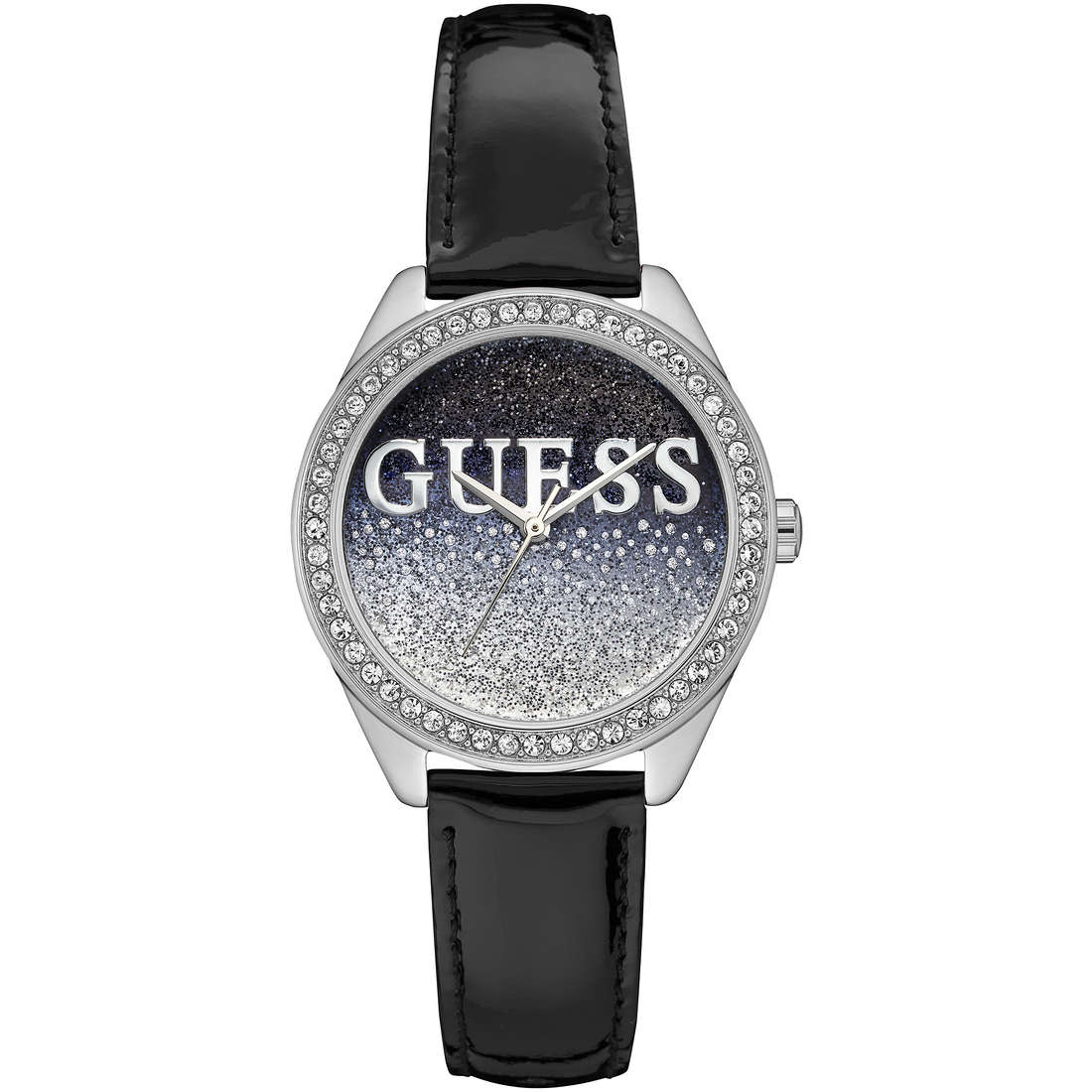 watch only time woman Guess W0823L2