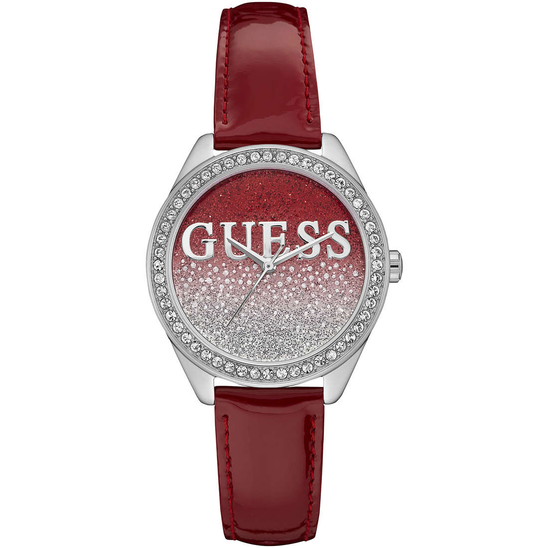 watch only time woman Guess W0823L3