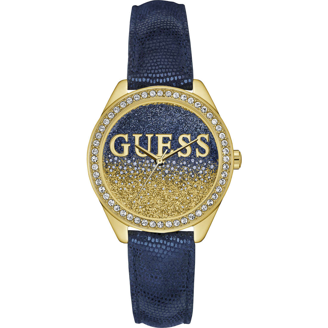 watch only time woman Guess W0823L5