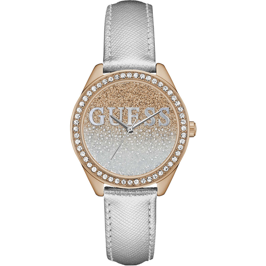 watch only time woman Guess W0823L7
