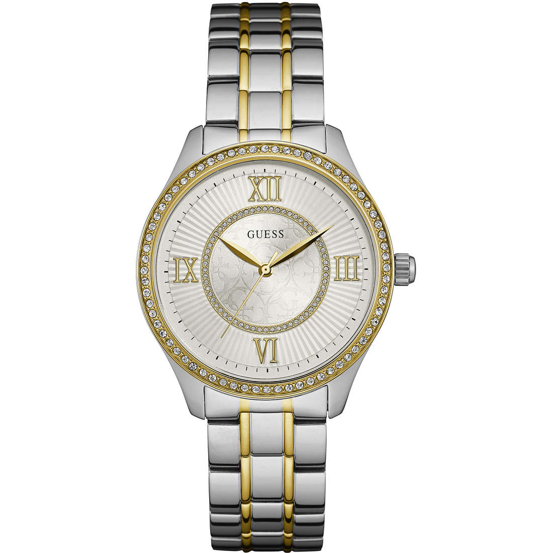 watch only time woman Guess W0825L2