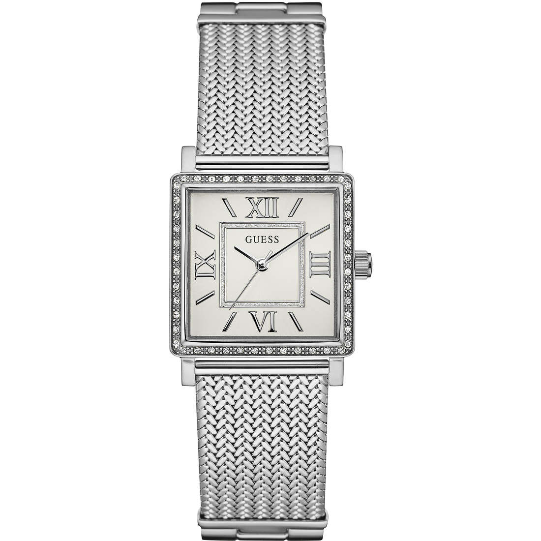 watch only time woman Guess W0826L1