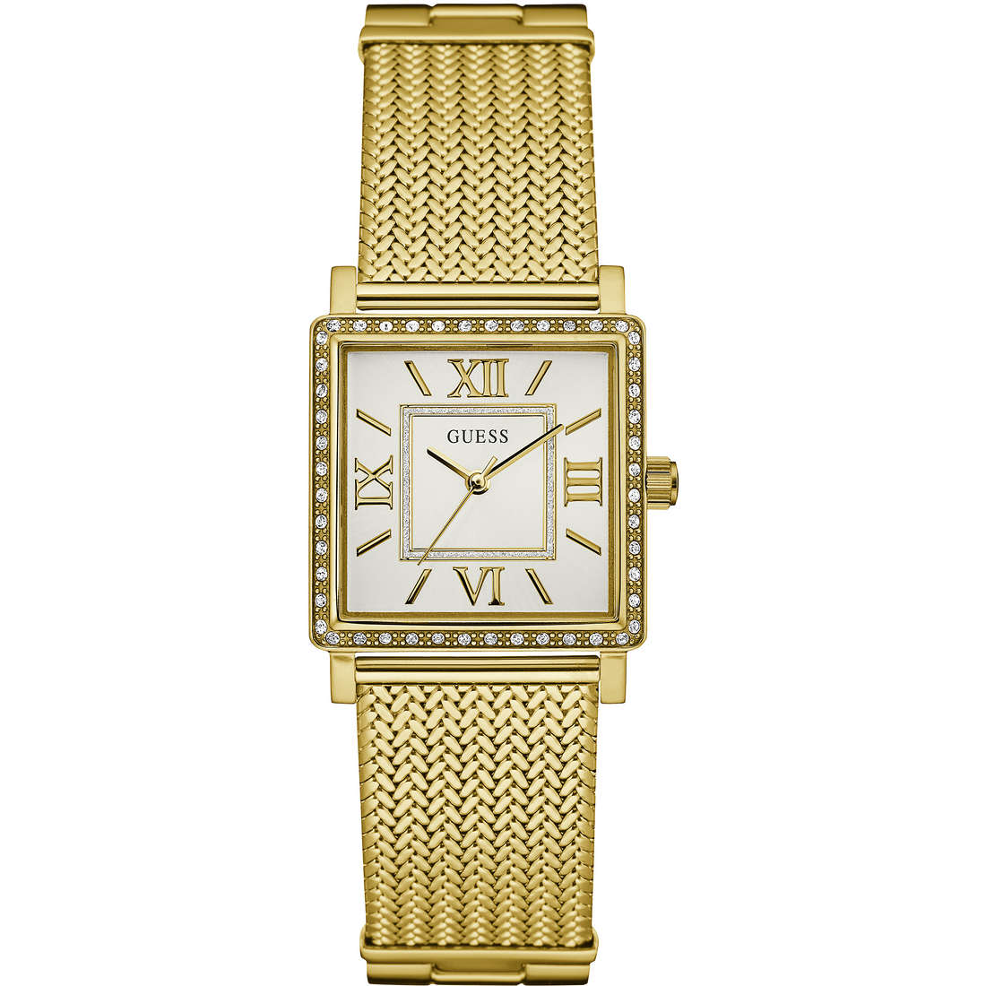 watch only time woman Guess W0826L2
