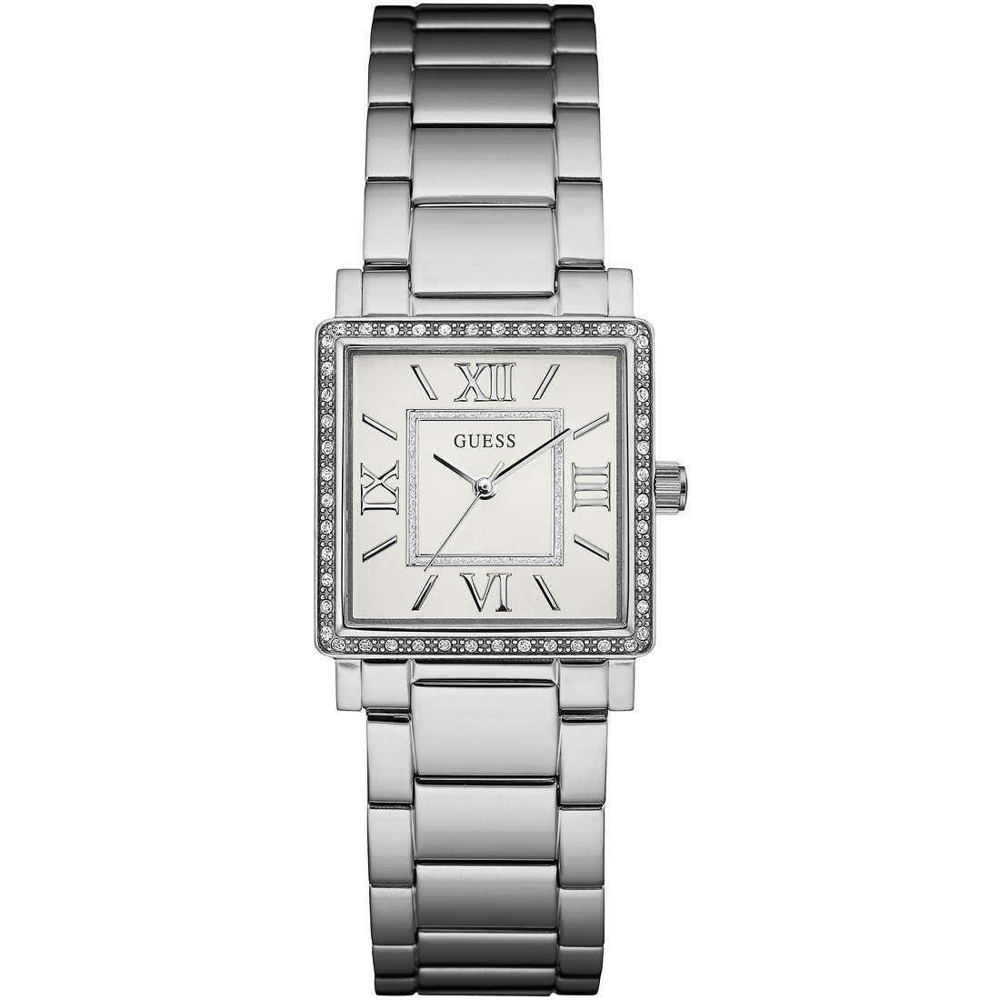 watch only time woman Guess W0827L1