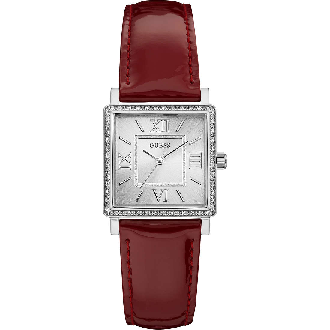 watch only time woman Guess W0829L2