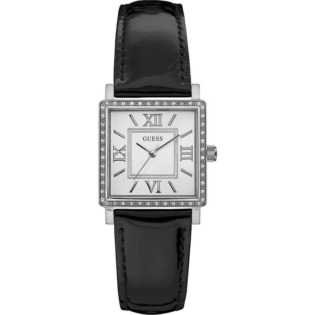 watch only time woman Guess W0829L3