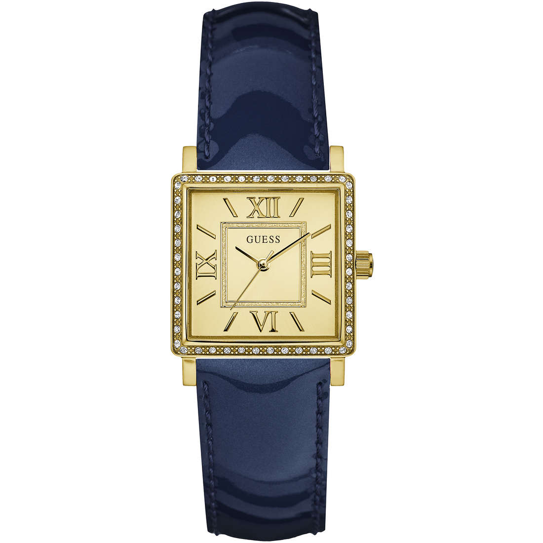 watch only time woman Guess W0829L5