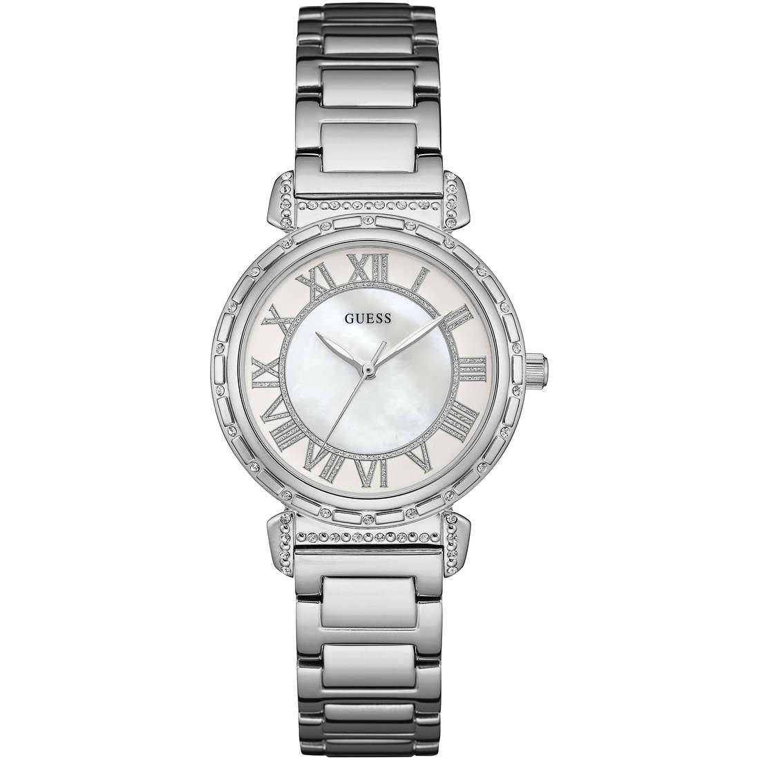 watch only time woman Guess W0831L1