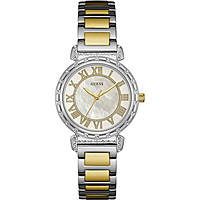 watch only time woman Guess W0831L3