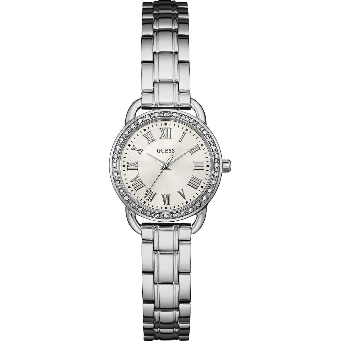 watch only time woman Guess W0837L1