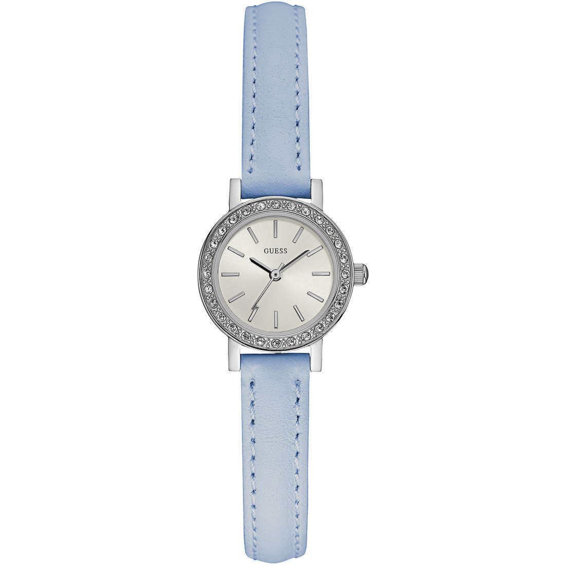 watch only time woman Guess W0885L2