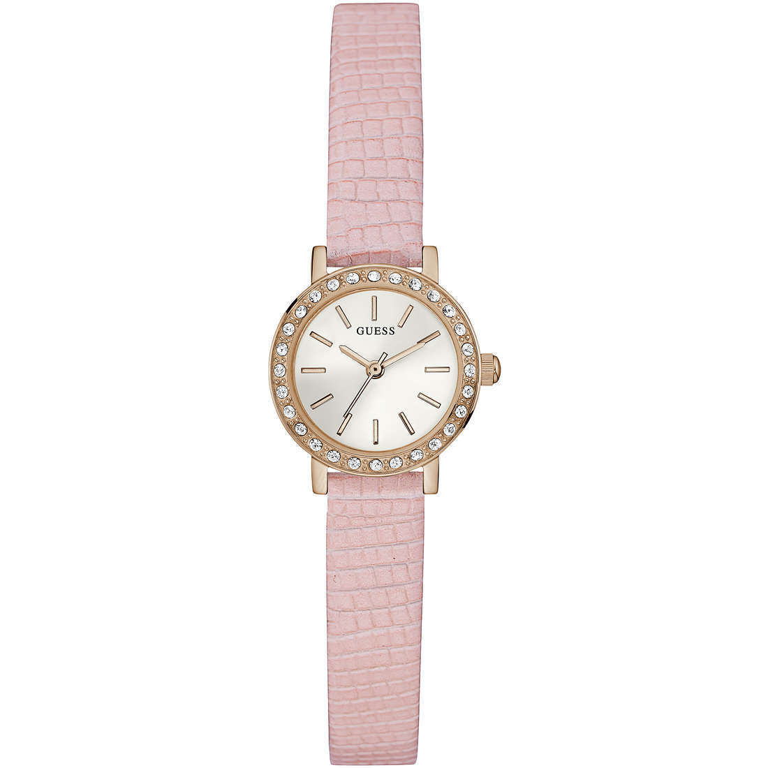 watch only time woman Guess W0885L5